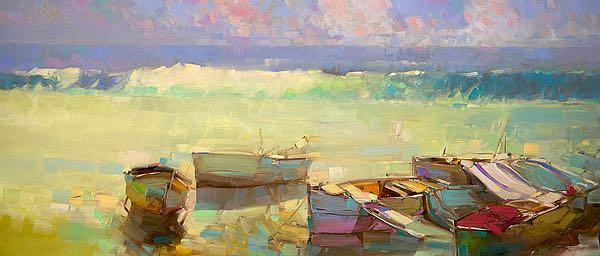Y31D - Yeremyan, Vahe - Rowboats