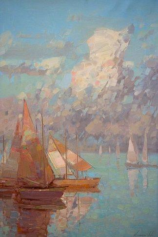 Y32D - Yeremyan, Vahe - Sail Boats