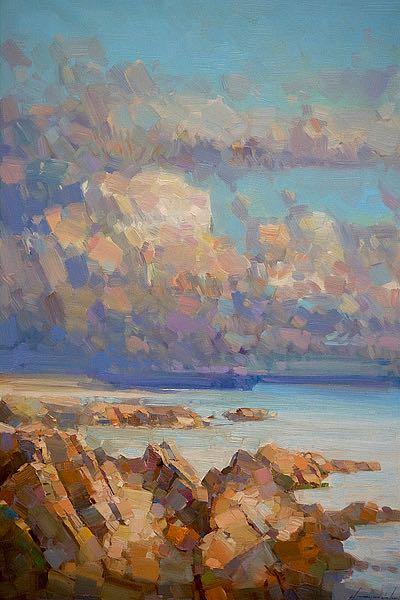 Y33D - Yeremyan, Vahe - The Cliffs