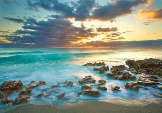 Z152D - Zephyr, Patrick - Ocean Sunrise