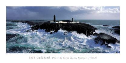 20703 - Guichard, Jean - Phare de Slyne Head, Galway, Irlande