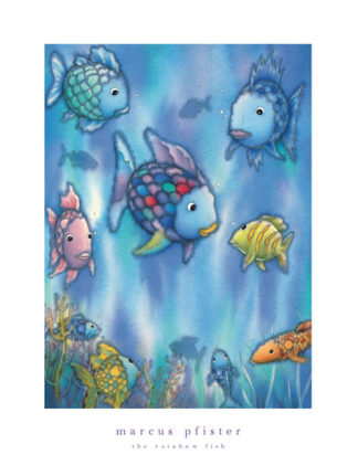 4526 - Pfister, Marcus - Rainbow Fish to the Rescue