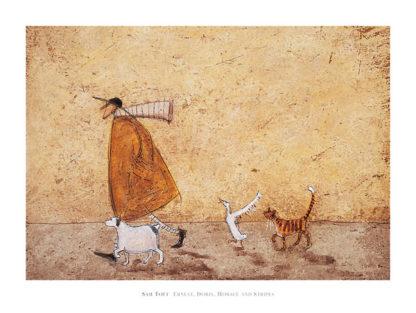 21356 - Toft, Sam - Ernest, Doris, Horace and Stripes