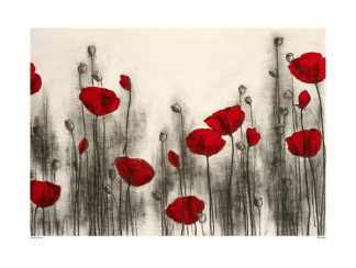 22701 - Andkjaer, Hans - Red Poppies