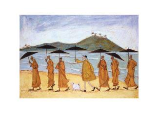 42496 - Toft, Sam - The Seven Umbrellas of Enlightenment