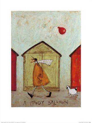 45101 - Toft, Sam - A Moody Balloon