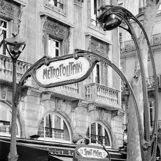 ABFR487 - Blaustein, Alan - Metropolitain Paris #2