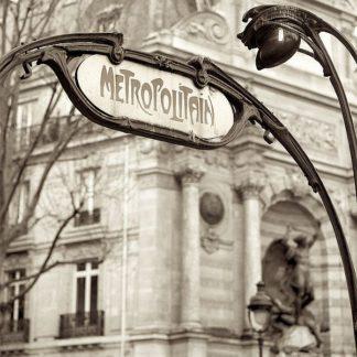 ABFR660 - Blaustein, Alan - Metropolitain Paris