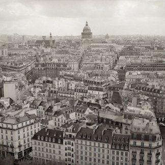 ABFR867 - Blaustein, Alan - Above Paris #24