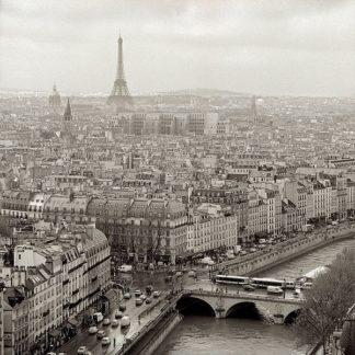 ABFR868 - Blaustein, Alan - Above Paris #25