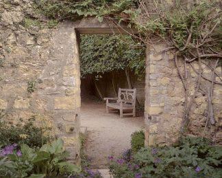 ABFRC112 - Blaustein, Alan - Banc de Jardin #11