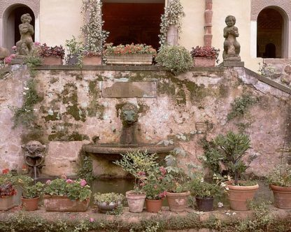 ABFRC119 - Blaustein, Alan - Banc de Jardin #19