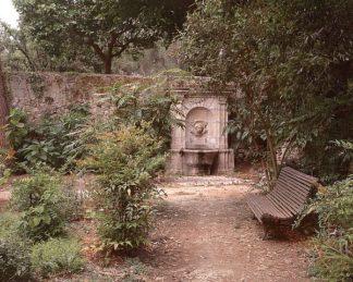 ABFRC124 - Blaustein, Alan - Banc de Jardin #24