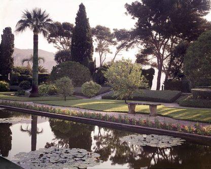 ABFRC132 - Blaustein, Alan - Banc de Jardin #32