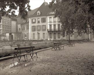 ABFRC143 - Blaustein, Alan - Banc de Jardin #43