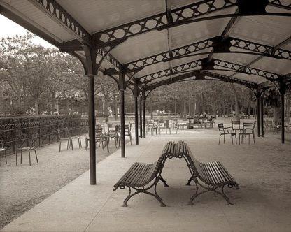 ABFRC148 - Blaustein, Alan - Banc de Jardin #48