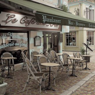 ABFRC150 - Blaustein, Alan - Le Cafe des Arts