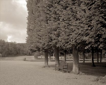 ABFRC153 - Blaustein, Alan - Banc de Jardin #53