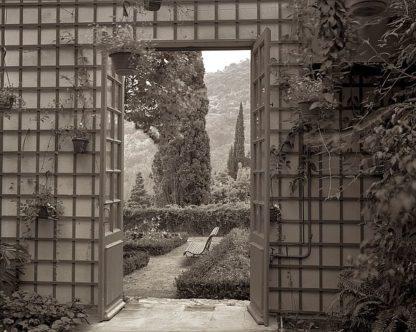 ABFRC154 - Blaustein, Alan - Banc de Jardin #54