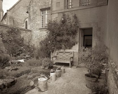 ABFRC155 - Blaustein, Alan - Banc de Jardin #55
