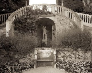 ABFRC156 - Blaustein, Alan - Banc de Jardin #56