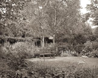 ABFRC158 - Blaustein, Alan - Banc de Jardin #58