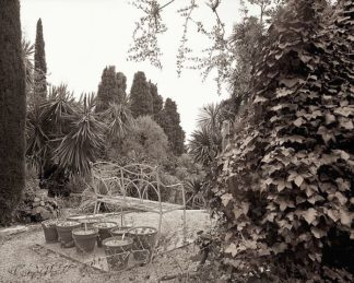 ABFRC162 - Blaustein, Alan - Banc de Jardin #62