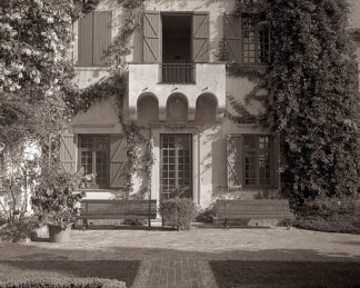 ABFRC179 - Blaustein, Alan - Banc de Jardin #79