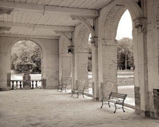 ABFRC181 - Blaustein, Alan - Banc de Jardin #81