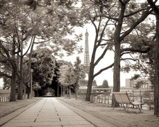ABFRC186 - Blaustein, Alan - Promenade et Tour Eiffel #1