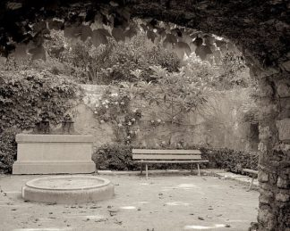 ABFRC188 - Blaustein, Alan - Banc de Jardin #88