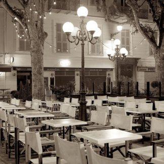 ABIT2725 - Blaustein, Alan - Cote d'Azur Cafe #1