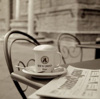 ABIT2879A - Blaustein, Alan - Tuscany Caffe #7