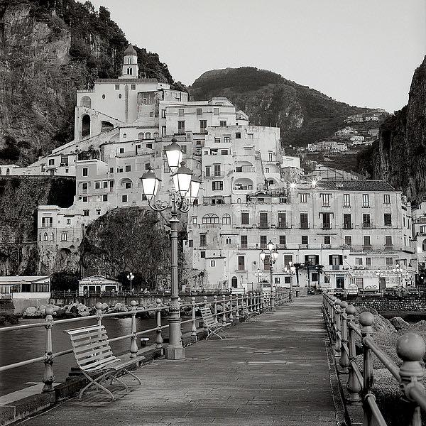 ABIT883 - Blaustein, Alan - Amalfi Pier #1