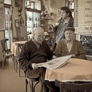 ABITC1015 - Blaustein, Alan - Bellagio Caffe #1