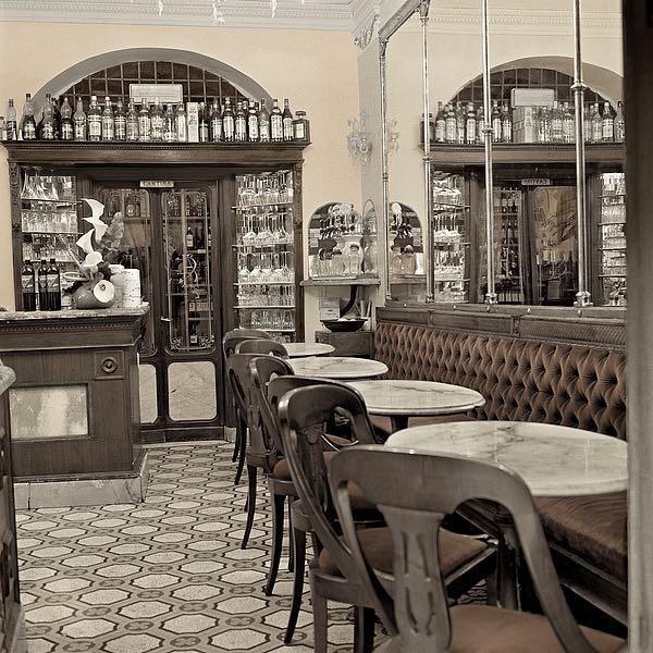 ABITC2793 - Blaustein, Alan - Tuscan Caffe #26