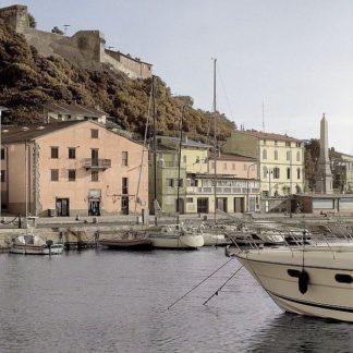 ABITC3065 - Blaustein, Alan - Tuscany Harbor #1