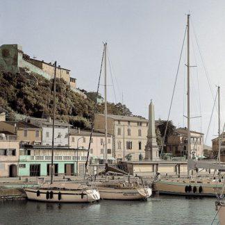 ABITC3066 - Blaustein, Alan - Tuscany Harbor #2