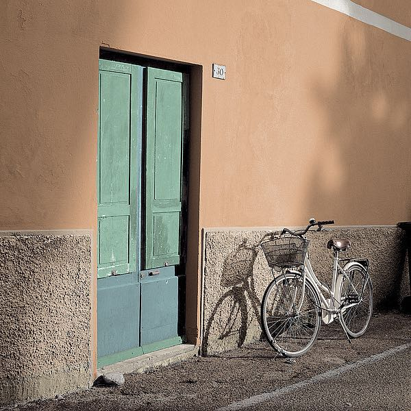 ABITC5092 - Blaustein, Alan - Liguria Bicycle #1