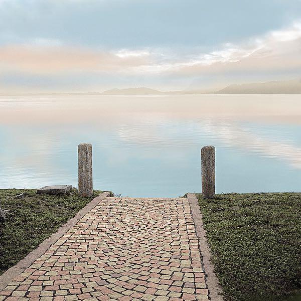 ABITC5131 - Blaustein, Alan - Sunrise Harbor Vista #1