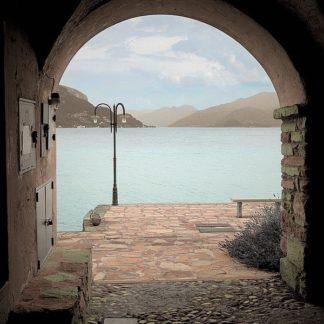ABITC5142 - Blaustein, Alan - Lakeside Portal Promenade #1