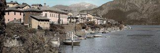ABITH37C - Blaustein, Alan - Italian Lake Pano #1