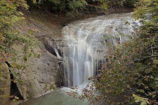 ABJPD0113 - Blaustein, Alan - Hokkaido Waterfall #1