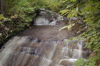 ABJPD0129 - Blaustein, Alan - Hokkaido Waterfall #3