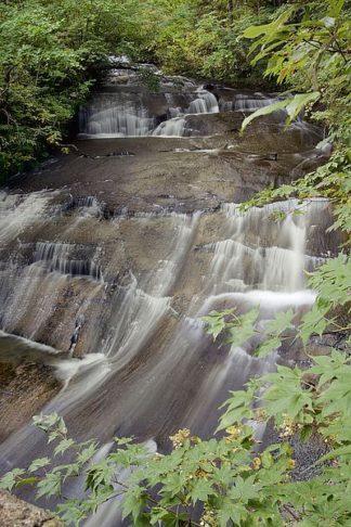 ABJPD0131 - Blaustein, Alan - Hokkaido Waterfall #4