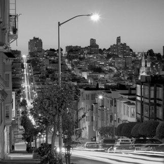 ABSF25 - Blaustein, Alan - San Francisco Skyline #2