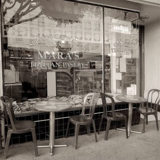 ABSF46 - Blaustein, Alan - Mara's Caffe #1