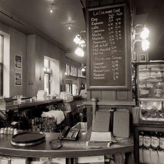 ABSF79 - Blaustein, Alan - La Colombre Cafe #1