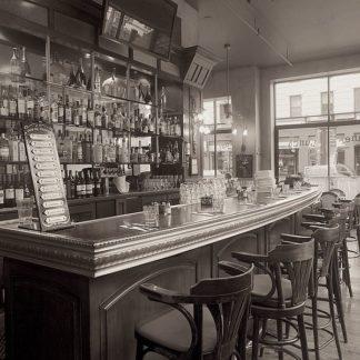 ABSF80 - Blaustein, Alan - La Colombre Cafe #3