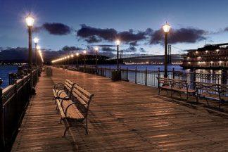 ABSFH126 - Blaustein, Alan - Broadway Pier #22
